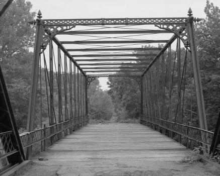 Howard Bridge. (HAER, OHIO,42-HOW,1-2)