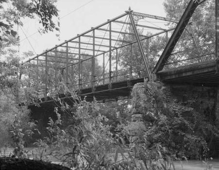 Howard Bridge. (HAER, OHIO,42-HOW,1-3)