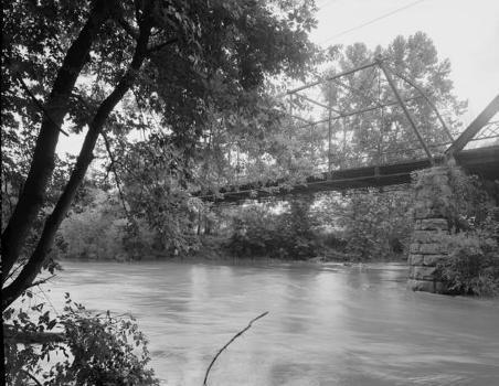 Howard Bridge. (HAER, OHIO,42-HOW,1-4)