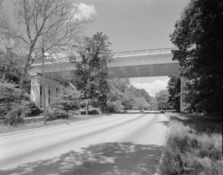 Walnut Lane Bridge (1950), Philadelphia, Pennsylvania (HAER, PA,51-PHILA,715-6)
