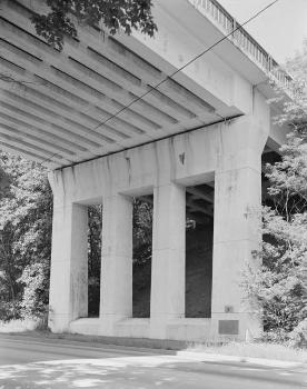 Walnut Lane Bridge (1950), Philadelphia, Pennsylvania (HAER, PA,51-PHILA,715-7)