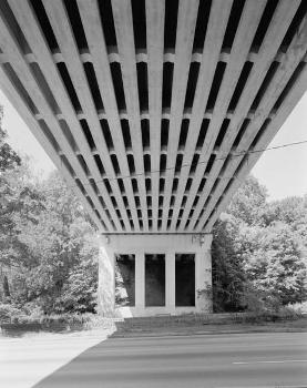 Walnut Lane Bridge (1950), Philadelphia, Pennsylvania (HAER, PA,51-PHILA,715-8)