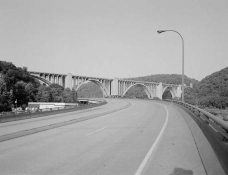 George Westinghouse Bridge, East Pittsburgh, Pennslyvania (HAER, PA,2-EAPIT,1-1)