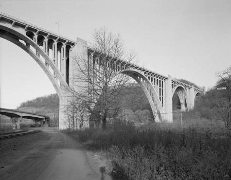 George Westinghouse Bridge, East Pittsburgh, Pennslyvania (HAER, PA,2-EAPIT,1-2)