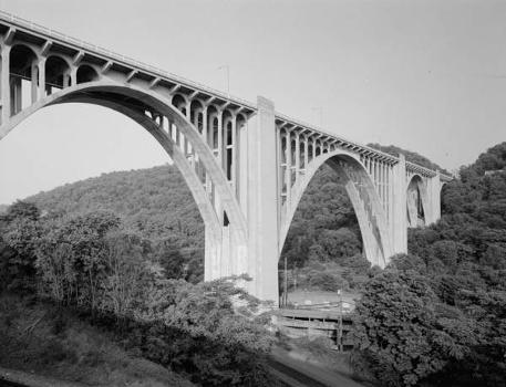 George Westinghouse Bridge, East Pittsburgh, Pennslyvania (HAER, PA,2-EAPIT,1-3)