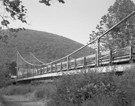 Lower Bridge, English Center, Pennsylvania (HAER, PA,41-ENGCE,1-3)
