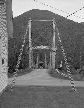 Lower Bridge, English Center, Pennsylvania (HAER, PA,41-ENGCE,1-4)