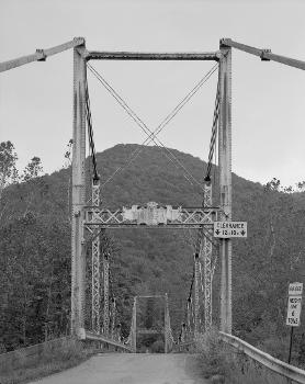 Lower Bridge, English Center, Pennsylvania (HAER, PA,41-ENGCE,1-5)