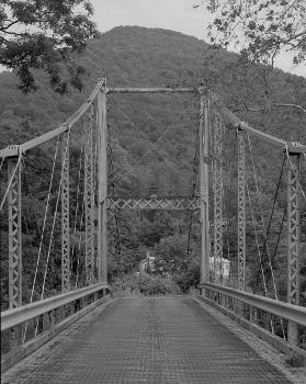 Lower Bridge, English Center, Pennsylvania (HAER, PA,41-ENGCE,1-6)