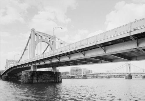 Sixth Street Bridge, Pittsburgh, Pennsylvania (HAER, PA,2-PITBU,78A-4)