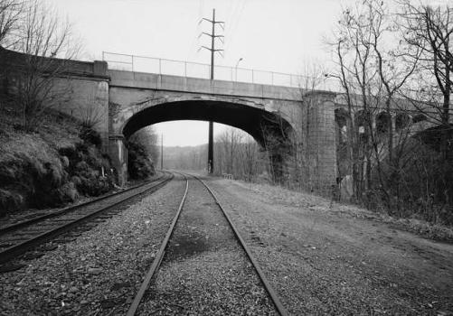 Harrison Avenue Bridge, Scranton, Pennsylvania (HAER, PA,35-SCRAN,7-3)