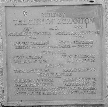 Harrison Avenue Bridge, Scranton, Pennsylvania (HAER, PA,35-SCRAN,7-7)