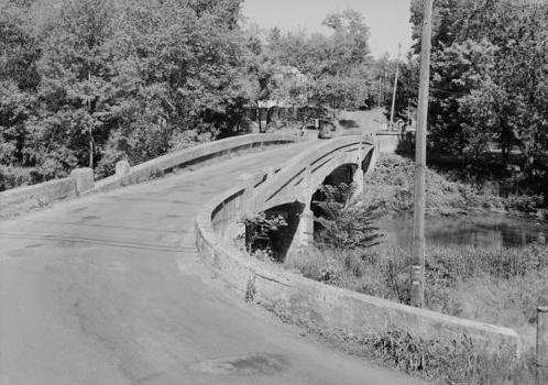 Big Conestoga Creek Bridge No. 12, Brownstown, Pennsylvania (HAER, PA,36-BROTO.V,1-1)