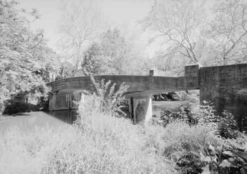 Big Conestoga Creek Bridge No. 12, Brownstown, Pennsylvania (HAER, PA,36-BROTO.V,1-3)