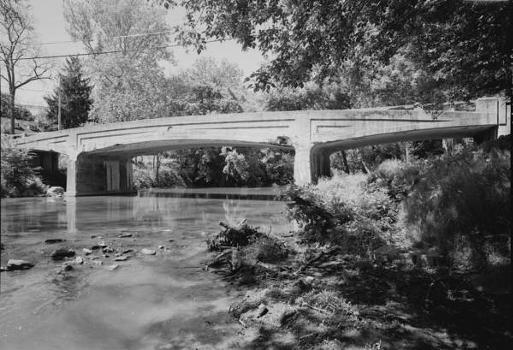 Big Conestoga Creek Bridge No. 12, Brownstown, Pennsylvania (HAER, PA,36-BROTO.V,1-4)