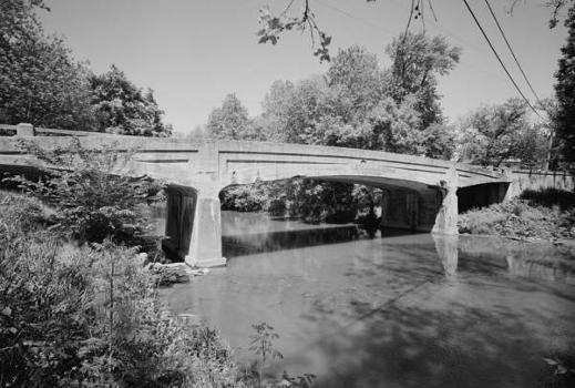 Big Conestoga Creek Bridge No. 12, Brownstown, Pennsylvania (HAER, PA,36-BROTO.V,1-5)