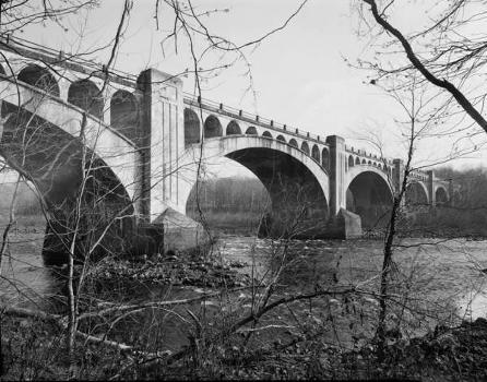 Delaware River Viaduct, Pennsylvania (HAER, PA,48-PORT.V,2-1)