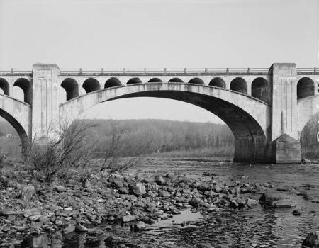 Delaware River Viaduct, Pennsylvania (HAER, PA,48-PORT.V,2-2)