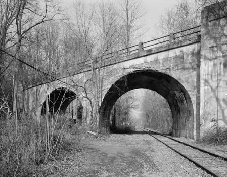 Delaware River Viaduct, Pennsylvania (HAER, PA,48-PORT.V,2-4)