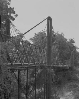 Bluff Dale Bridge, Texas