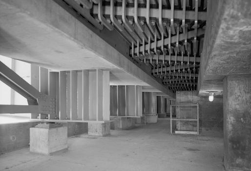 Lacey V. Murrow Memorial Floating Bridge, Seattle, Washington. (HAER, WASH,17-SEAT,13-6)