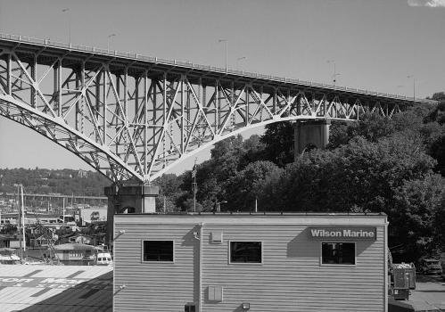 Aurora Avenue Bridge, Seattle, Washington