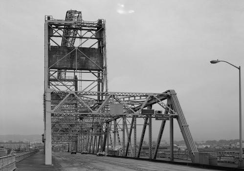 City Waterway Bridge, Tacoma, Washington, USA (HAER, WASH,27-TACO,9-3)