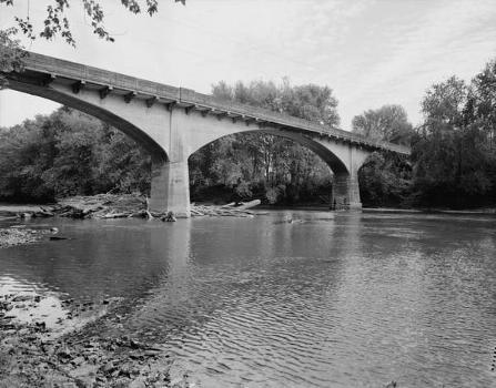 Andrew J. Sullivan Bridge, Williamsburg, Kentucky. (HAER, KY,118-WILBU.V,2-1)