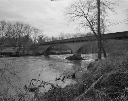 Andrew J. Sullivan Bridge, Williamsburg, Kentucky. (HAER, KY,118-WILBU.V,2-2)