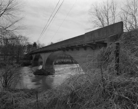 Andrew J. Sullivan Bridge, Williamsburg, Kentucky. (HAER, KY,118-WILBU.V,2-3)