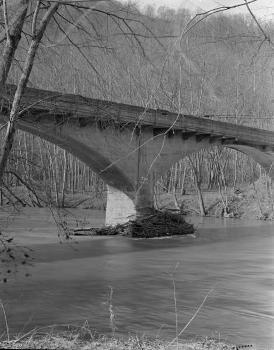 Andrew J. Sullivan Bridge, Williamsburg, Kentucky. (HAER, KY,118-WILBU.V,2-4)