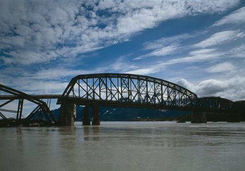Million Dollar Bridge, Alaska.