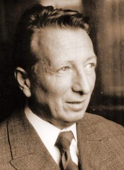 Mircea Mihailescu. Photograph curtesy of Prof. Mircea Mihailescu