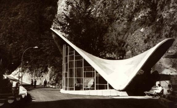 Olanesti Well Station. Photograph curtesy of Prof. Mircea Mihailescu