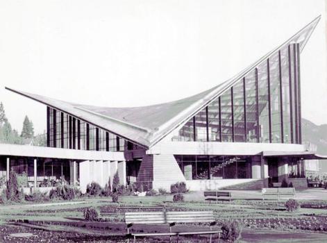 Bahnhof in Predeal