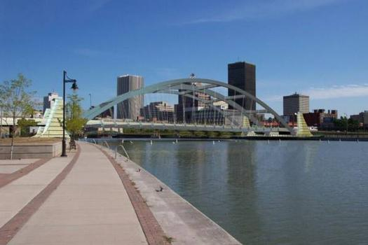 Troup-Howell Bridge (2007), Rochester, New York
