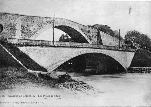 Pont de Claix & Pont de Lesdiguières