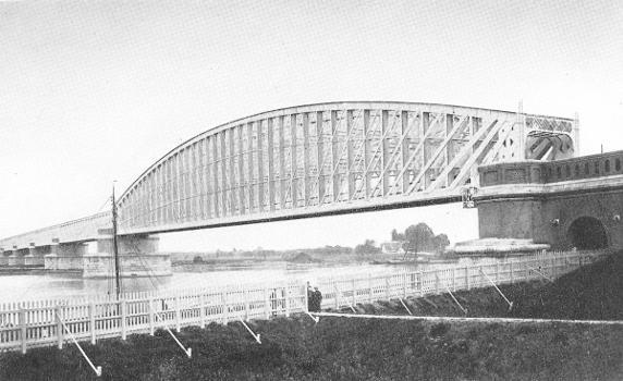 Pont ferroviaire de Culemborg, 1863-1868