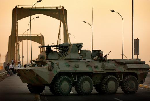 Brücke des 14. Juli in Bagdad