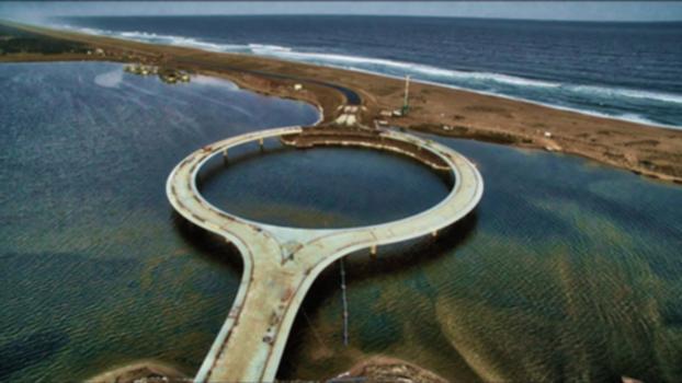 Laguna Garzón Bridge