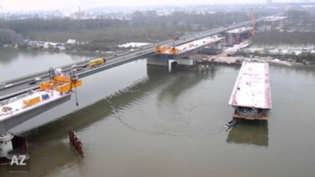 Schiersteiner Brücke (2019)