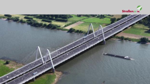 Rheinbrücke Leverkusen 2020