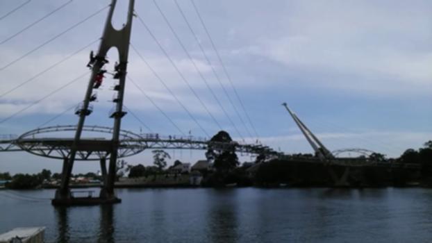 Golden Bridge (Kuching, Sarawak)