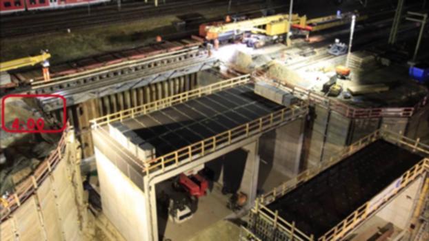 Tunnel West Augsburg