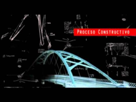Jucar River bridge