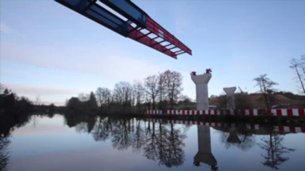 Viaduc de la Mayenne (LGV BPL)