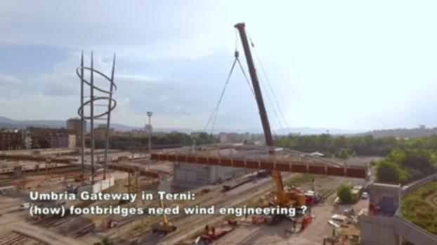 Terni Bridge - Construction
