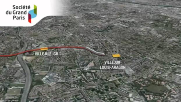 Métro Paris - Line 15