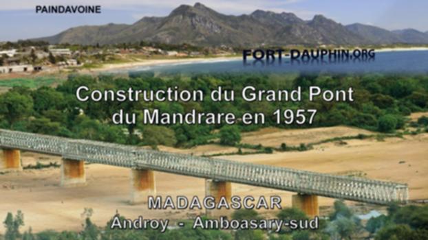 Pont du Mandrare