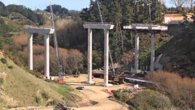 Karapiro Viaduct, Waikato Expressway
